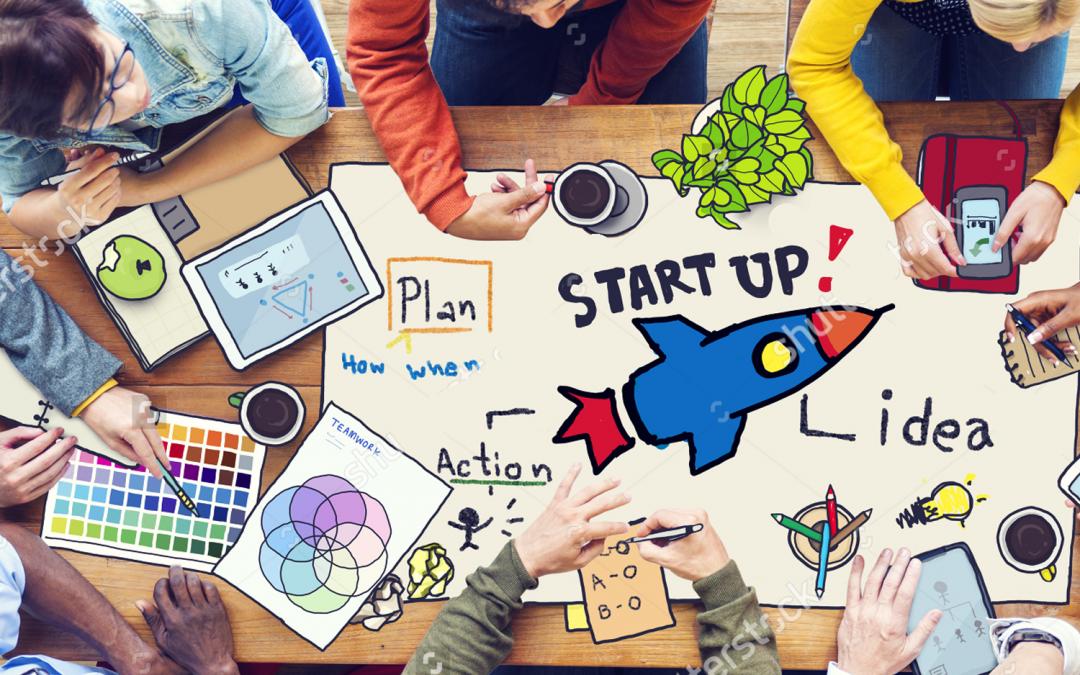 Lean Startup trabajando