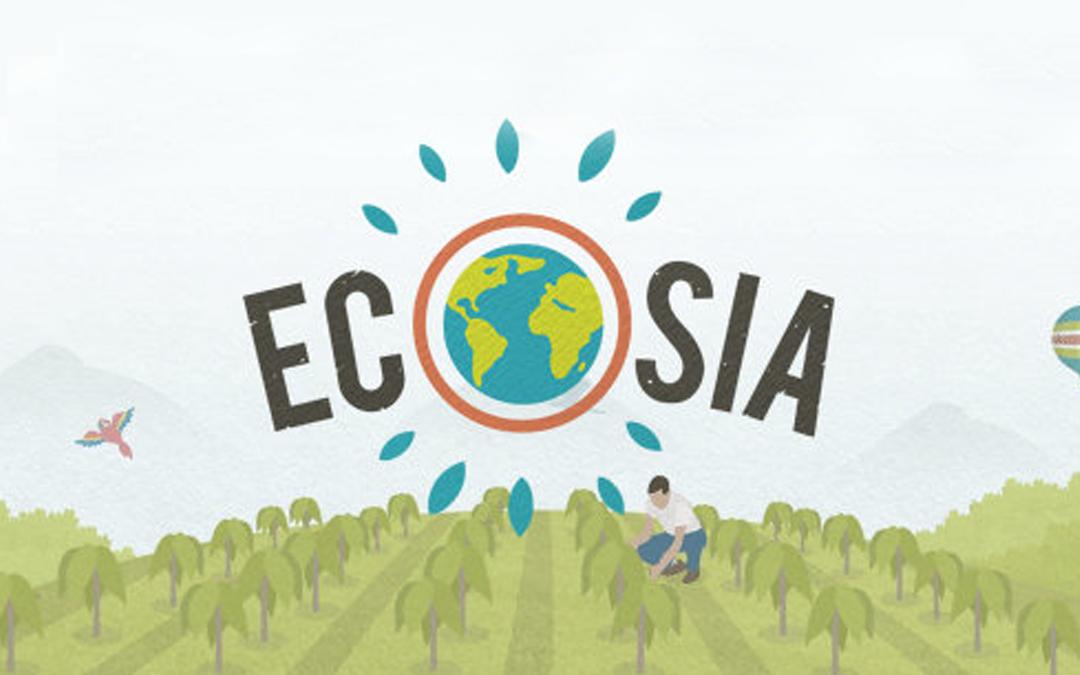 Innovación ecológica. Ecosia, el buscador que planta árboles