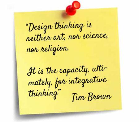 frase dicha por Tim Brown de ideo