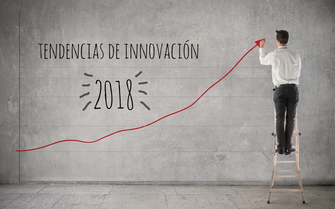 Tendencias de innovación para el 2018. Entrevista a Antonio Díaz Almagro