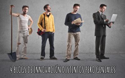 4 Blogs de innovación que merece la pena seguir