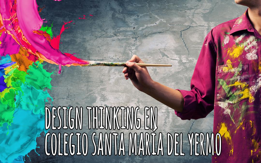 Thinkernautas innovation school: Colegio Santa María del Yermo