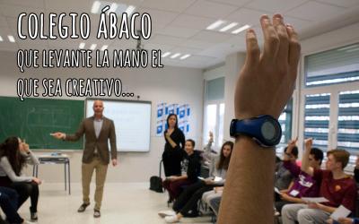 Colegio Ábaco: Reto Thinkernauta superado