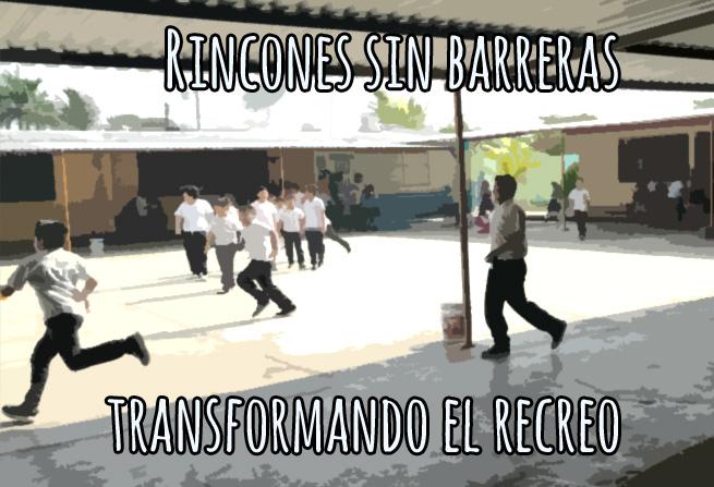 Rincones sin Barreras en el Laboratorio de Inclusión en Mérida (México)