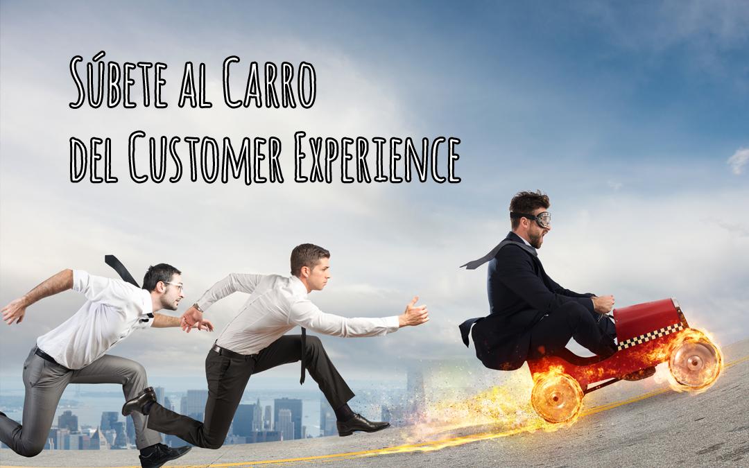 Customer Experience para innovar en StartUps