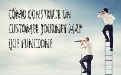 Customer Journey Map para emprendedores