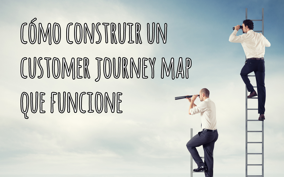 Customer Journey Map para emprendedores