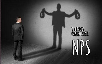 Los 7 pecados capitales del net promoter score